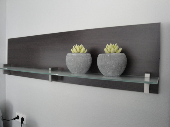 diy exklusives wandregal zum nachbauen. Black Bedroom Furniture Sets. Home Design Ideas