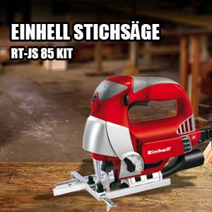 Einhell Stichsäge RT-JS 85 KIT
