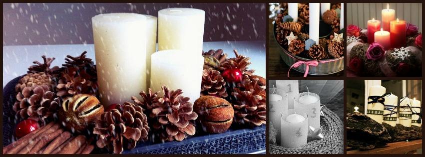 Collage_Adventskranz