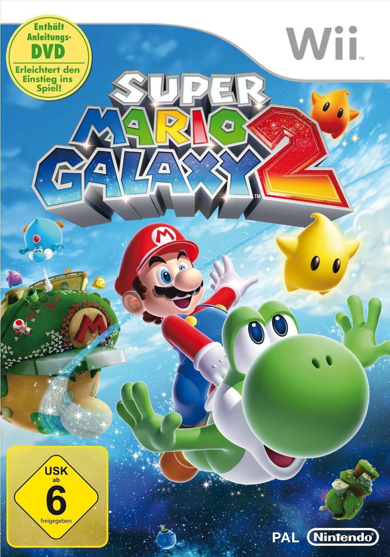 Mario-Galaxy1 Super Mario Galaxy 2 – noch besser als der Vorgänger?