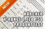 """kärcher_produkttestfoto5 """"Alles picobello sauber"""". Der Kärcher X-Range 2.120 T50 Testbericht."""