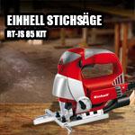 Einhell-Stichsäge150x150px Produktvorstellung: Einhell Stichsäge RT-JS 85 KIT
