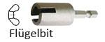 Fluegelbit Materialkunde – Bits