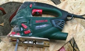 111 Bosch Stichsäge PST 900 PEL - Testbericht Nr.2 von Inga