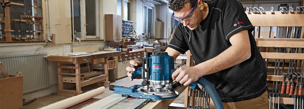 Elektrowerkzeuge_Oberfräsen_998x360_Bosch Die Oberfräse - das ultimative Kreativwerkzeug für den Profi-Handwerker