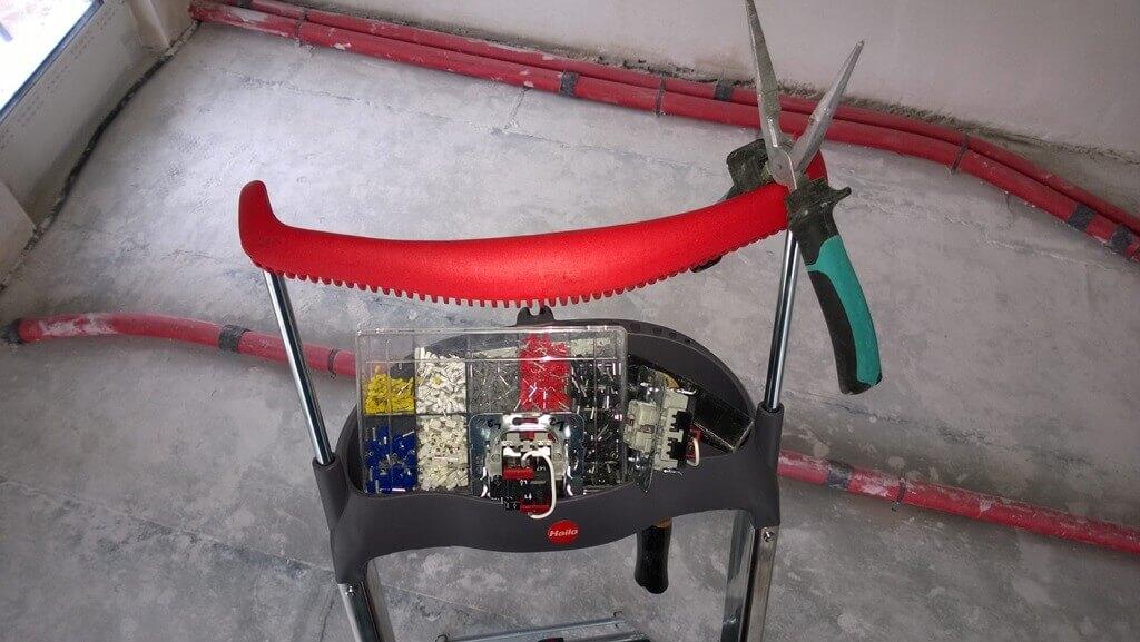 heilo-profiline-s-225-xxr-test Test: Leiter Hailo ProfiLine S 225 XXR, Variante mit 6 Stufen