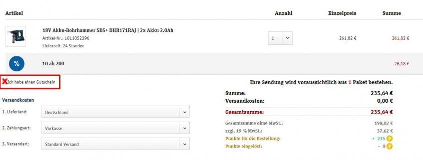 rabattcode-einloesen-svh24-845x321 svh24 Gutscheincode: 10 % Rabatt auf alle Artikel ab 200 € Produktwert