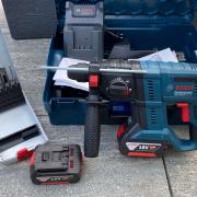 Bosch Bohrhammer Test