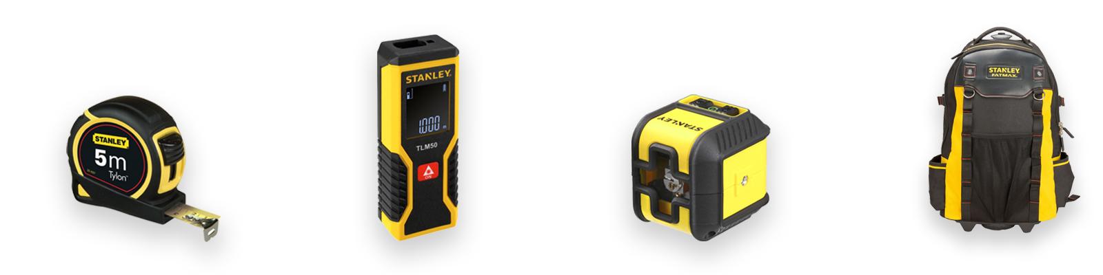 hallo4 Produkttest: Stanley Messwerkzeuge