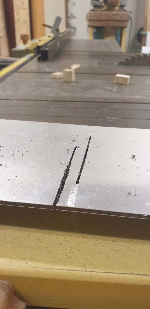 Einhell_Handkreissäge_TE-CS_18-89_Schnittvergleich_Metall-501x1030 Produkttest: Einhell Mini-Handkreissäge