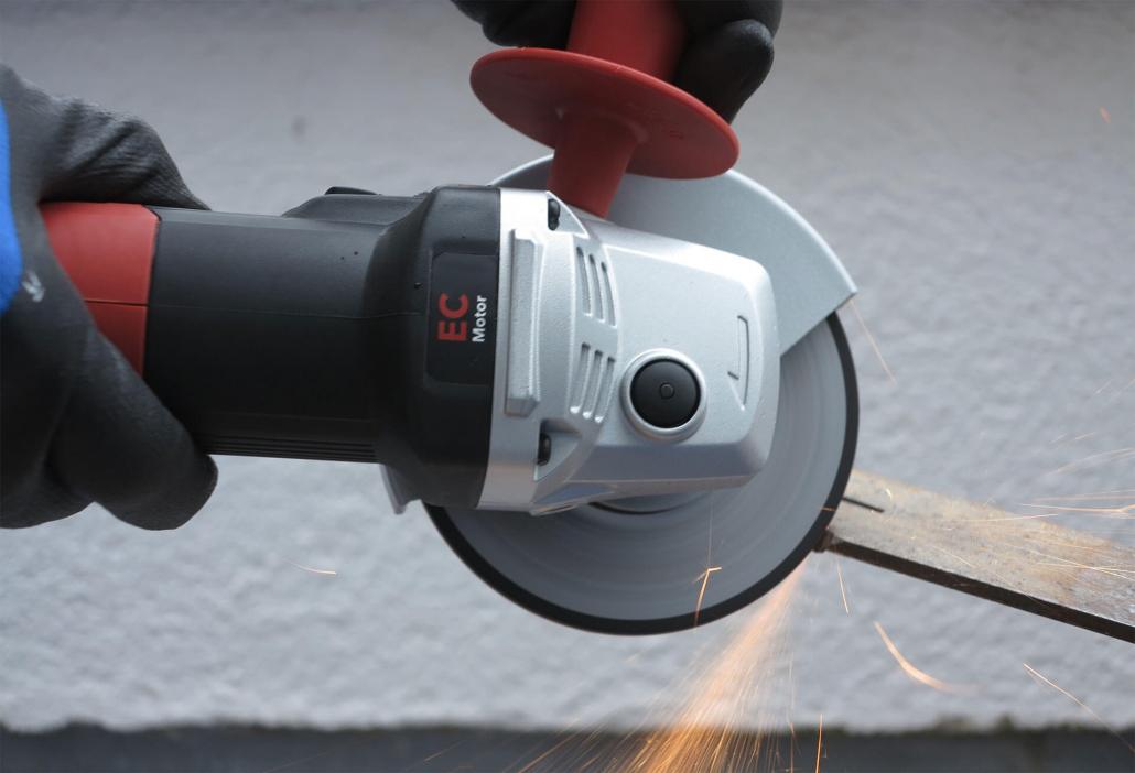 Flex_Schruppen-1030x702 Produkttest: Flex Winkelschleifer L 13-10 125-EC
