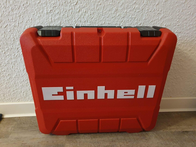 3 Produkttest: Einhell Akku-Bohrhammer HEROCCO