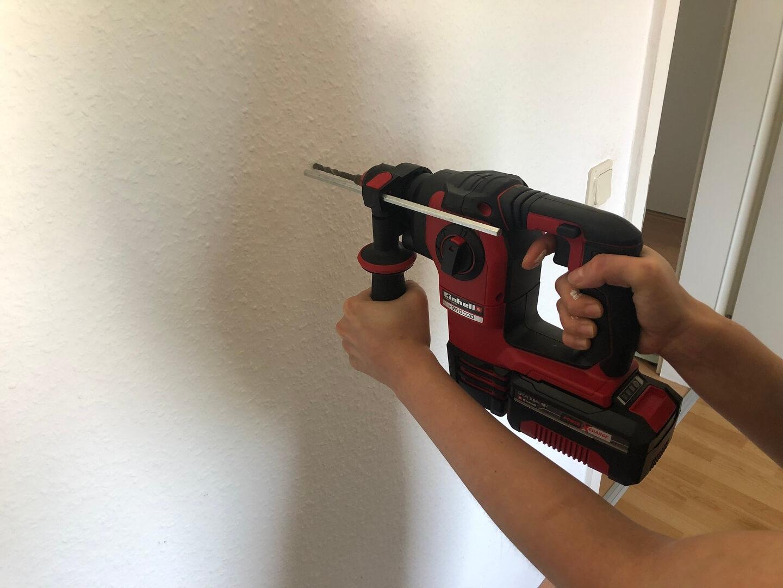 IMG_1404 Produkttest: Einhell Akku-Bohrhammer HEROCCO