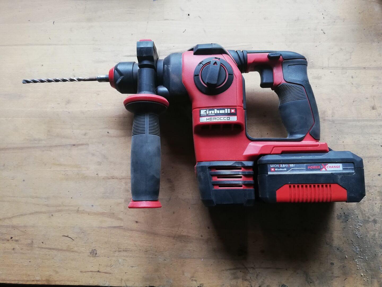 IMG_20210912_111840 Produkttest: Einhell Akku-Bohrhammer HEROCCO