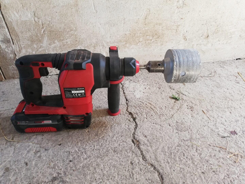 IMG_20210912_152634 Produkttest: Einhell Akku-Bohrhammer HEROCCO